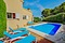 104_paula Paula - holiday home with private swimming pool in Benissa