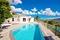 207_suerte Suerte - sea view villa with private pool in Moraira