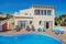 104_jean Jean - sea view villa with private pool in Benitachel