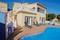 105_jean Jean - sea view villa with private pool in Benitachel