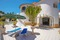 105_cuenca Cuenca - modern, well-equipped villa with private pool in Benissa